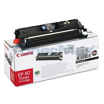 CANON EP-87 TONER CARTRIDGE BLACK